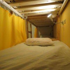 Хостел Фонтанка 22 Кровать в женском общем номере с двухъярусной кроватью фото 8