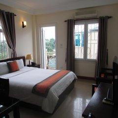 Heart Hotel 2* Номер Делюкс с двуспальной кроватью фото 4