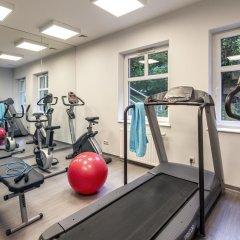 BEST WESTERN Villa Aqua Hotel фитнесс-зал фото 3