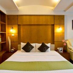 Golden Sea Pattaya Hotel 3* Улучшенный номер с двуспальной кроватью фото 3