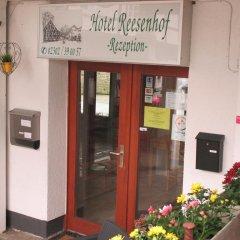 Hotel Reesenhof Витте интерьер отеля фото 2