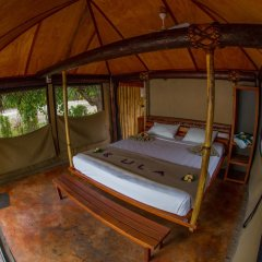 Отель Barefoot Manta Island 3* Стандартный номер с различными типами кроватей фото 2