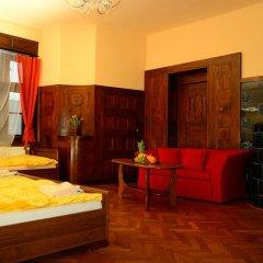 Отель Penzion Pivovar Volt Яблонец-над-Нисой в номере