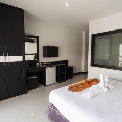 Отель Star Patong 3* Стандартный номер двуспальная кровать фото 9