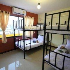 Chan Cha La 99 Hostel Стандартный номер разные типы кроватей фото 6