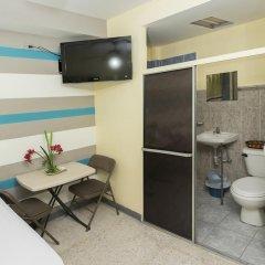 Hotel La Plata ванная