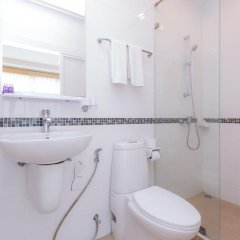 Отель Zing Resort & Spa Таиланд, Паттайя - 11 отзывов об отеле, цены и фото номеров - забронировать отель Zing Resort & Spa онлайн ванная фото 2