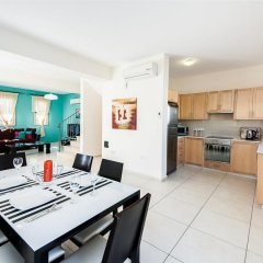 Отель Oceanview Villa 089 Кипр, Протарас - отзывы, цены и фото номеров - забронировать отель Oceanview Villa 089 онлайн в номере фото 2