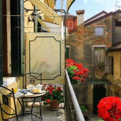 Отель Apostoli Palace балкон