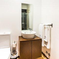 Отель Lounge Inn 3* Стандартный номер разные типы кроватей фото 9