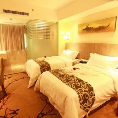 Shenzhen Renshanheng Hotel 4* Улучшенный номер фото 3