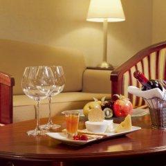 Гостиница Марриотт Москва Тверская 4* Улучшенный номер разные типы кроватей фото 3
