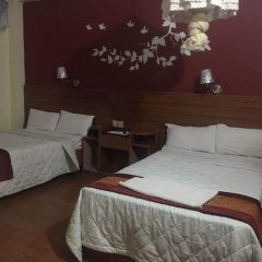 Отель Chitwan Forest Resort Непал, Саураха - отзывы, цены и фото номеров - забронировать отель Chitwan Forest Resort онлайн комната для гостей