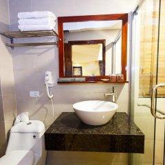 Fansipan View Hotel 3* Люкс с различными типами кроватей фото 12
