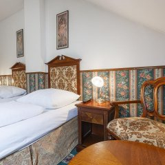 Отель Trinidad Prague Castle 4* Стандартный номер фото 22