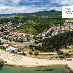 Отель The Poolhouse Болгария, Свети Влас - отзывы, цены и фото номеров - забронировать отель The Poolhouse онлайн приотельная территория