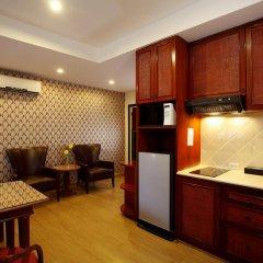 Отель Nova Park 3* Студия с различными типами кроватей фото 8