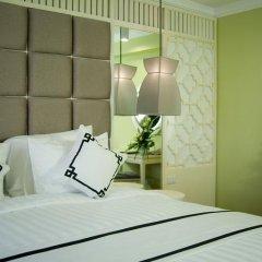 Church Boutique Hotel Hang Trong 3* Семейный люкс разные типы кроватей фото 7