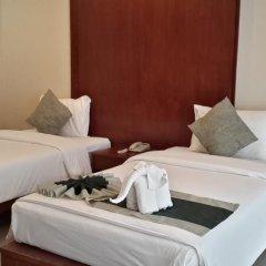 Malin Patong Hotel 3* Улучшенный номер двуспальная кровать фото 6