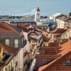Отель Palácio Camões - Lisbon Serviced Apartments Португалия, Лиссабон - отзывы, цены и фото номеров - забронировать отель Palácio Camões - Lisbon Serviced Apartments онлайн пляж