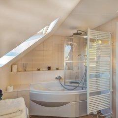 Отель Penthouse Suite Gasteig Мюнхен ванная фото 2