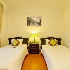 Отель Phu Thinh Boutique Resort & Spa 4* Улучшенный номер с 2 отдельными кроватями фото 3