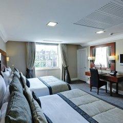 Leonardo Royal Hotel London St Paul's 5* Стандартный номер с различными типами кроватей фото 2