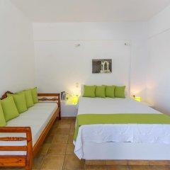Апартаменты Ampelonas Apartments комната для гостей