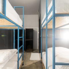 Bed Hostel Кровать в общем номере фото 10