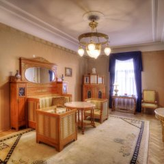 Гостиница Националь Москва 5* Президентский люкс двуспальная кровать фото 5