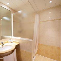 Отель Servotel Saint-Vincent 4* Стандартный номер с различными типами кроватей