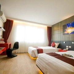 Отель Park Residence Bangkok 3* Улучшенный номер фото 8
