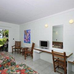 Отель Kosrae Nautilus Resort Федеративные Штаты Микронезии, Косраэ - отзывы, цены и фото номеров - забронировать отель Kosrae Nautilus Resort онлайн комната для гостей фото 3