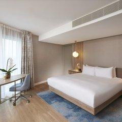 Отель DoubleTree By Hilton London Excel 4* Люкс повышенной комфортности с различными типами кроватей фото 5