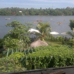 Отель Thumbelina Apartments & Hotel Шри-Ланка, Бентота - отзывы, цены и фото номеров - забронировать отель Thumbelina Apartments & Hotel онлайн приотельная территория