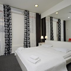 Гостиница Петровка 17 Номер Эконом с разными типами кроватей (общая ванная комната) фото 8