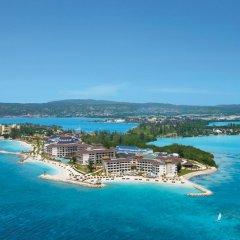 Отель Secrets Wild Orchid Montego Bay - Luxury All Inclusive Ямайка, Монтего-Бей - отзывы, цены и фото номеров - забронировать отель Secrets Wild Orchid Montego Bay - Luxury All Inclusive онлайн пляж фото 3