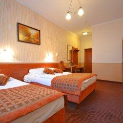 Hotel Topaz Poznan Centrum 3* Стандартный номер с двуспальной кроватью фото 2