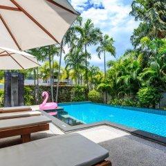 Отель Baan Bua Villa by Railand бассейн фото 2