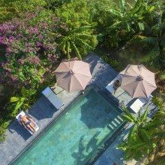 Отель Luna Villa Homestay бассейн фото 2