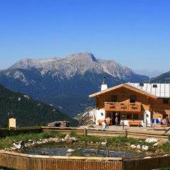Отель Rifugio Baita Cuz Долина Валь-ди-Фасса