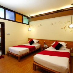 Отель Inle Inn 2* Номер Делюкс с различными типами кроватей фото 8