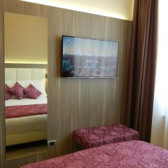 Отель Delle Nazioni Италия, Милан - отзывы, цены и фото номеров - забронировать отель Delle Nazioni онлайн комната для гостей фото 3
