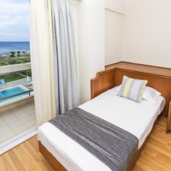 Отель Apollo Beach 4* Стандартный номер с 2 отдельными кроватями фото 8