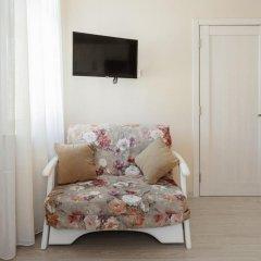 Гостиница Asiya Стандартный номер двуспальная кровать фото 15