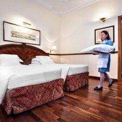 Отель Worldhotel Cristoforo Colombo 4* Стандартный номер с различными типами кроватей фото 25