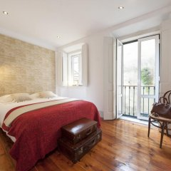 Апартаменты Rossio - Lisbon Cheese & Wine Apartments Лиссабон комната для гостей фото 4
