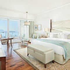 Отель Waldorf Astoria Dubai Palm Jumeirah 5* Люкс Премьер с различными типами кроватей фото 4