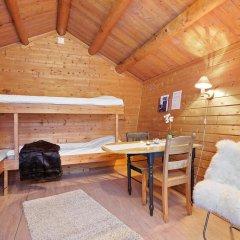 Отель Tromsø Camping Коттедж Эконом с различными типами кроватей фото 2
