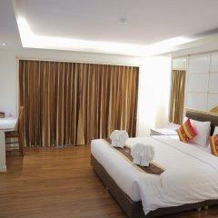 Отель Achada Beach Pattaya 3* Номер Делюкс с различными типами кроватей фото 10